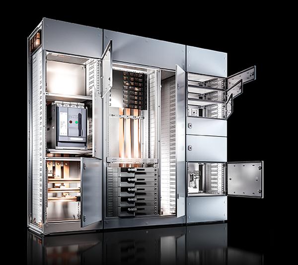 Rittal-RI4power-stroomverdeling-in-VX25-kast