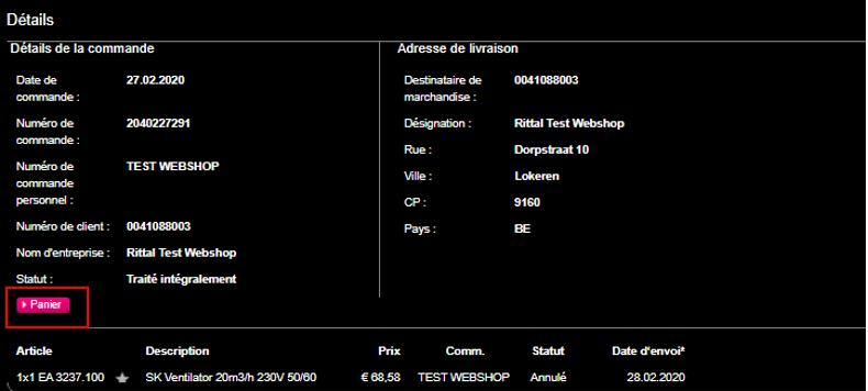 Rittal-webshop-gedane-bestelling-fr